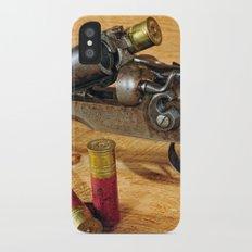 Double Barrel  Slim Case iPhone X