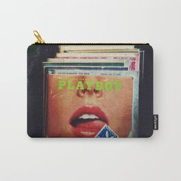 Vintage Playboy Carry-All Pouch
