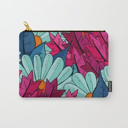 The leaves and the flowers Carry-All Pouch