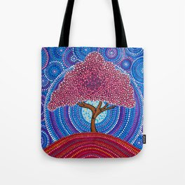 The Sakura Tree Tote Bag