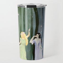 Spring and Winter Travel Mug