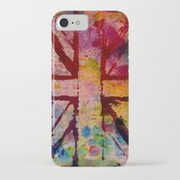 union jack iPhone & iPod Cases featuring Union Jack  by ChandaElaine