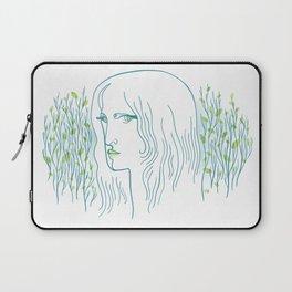 Woods Woman 1 Laptop Sleeve