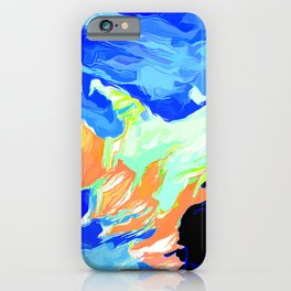Chartered Oceans iPhone Case
