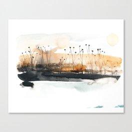 Release to Slumber Canvas Print