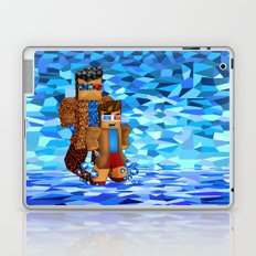 8bit boy with 10th doctor who shadow iPhone 4 4s 5 5c 6, pillow case, mugs and tshirt Laptop & iPad Skin