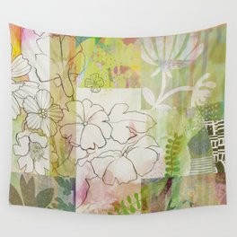Sage Obscurity Wall Tapestry