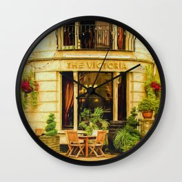The Victoria Wall Clock