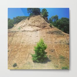 tree1 Metal Print