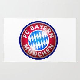Bayern Munchen Logo Rug