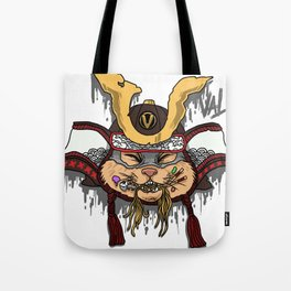Val in foreign Costume Tote Bag