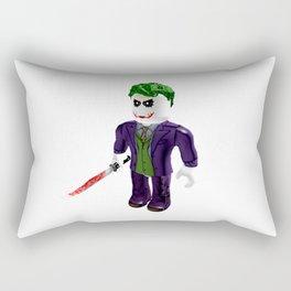 The Joker - Roblox Rectangular Pillow