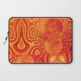 gold solaris Laptop Sleeve