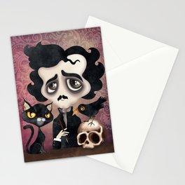 Edgar Poet Stationery Cards