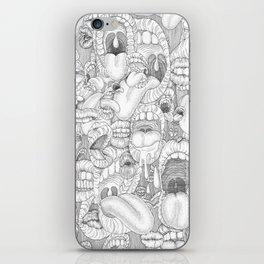 -1- iPhone Skin