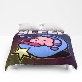 Kirby Sleep Comforters