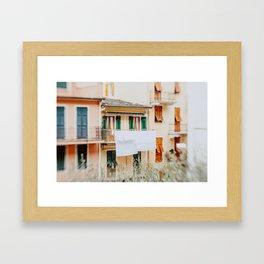 Manarola, Cinque Terre VIII Framed Art Print