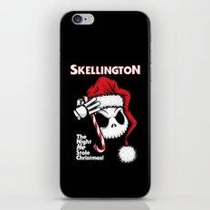 The Halloween Nightmare iPhone & iPod Skin