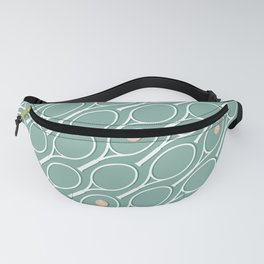 Sea Tennis #society6 #decor #buyart Fanny Pack