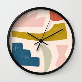 Landscapes Wall Clock