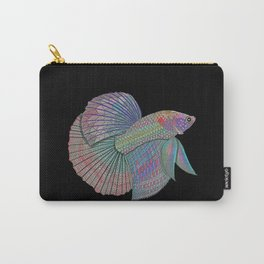 A Beautiful Betta Fish Carry-All Pouch