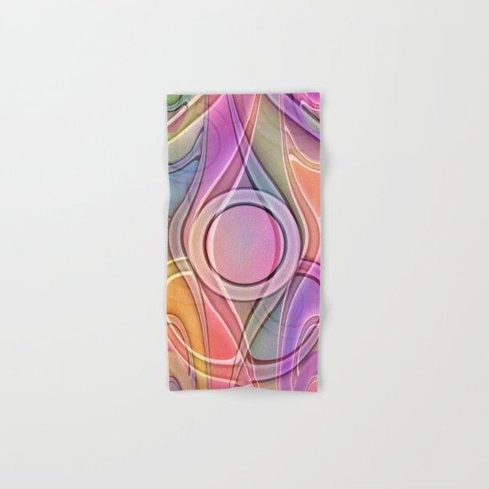 Geometric abstract 2016 / 006 Hand & Bath Towel