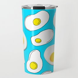 Eggs Eggs Eggs Travel Mug