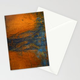 Rust Two Stationery Cards