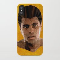ali iPhone & iPod Cases featuring Ali by Patrick Anthony Leverton