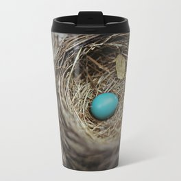 Robin's Egg Nest Travel Mug