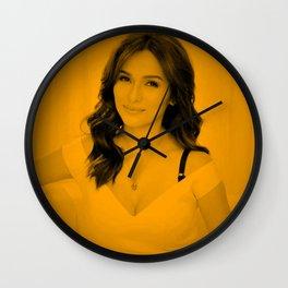 Jennylyn Mercado - Celebrity Wall Clock