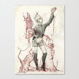 Wickedness Canvas Print