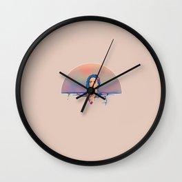 OVERFLOWING SINK Wall Clock