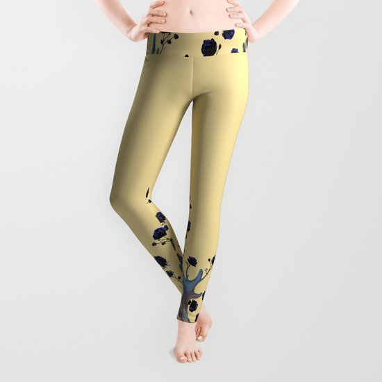 Lady Cornue. Leggings