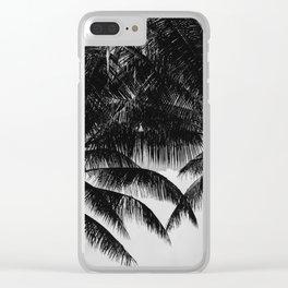Palms of Kauai Clear iPhone Case