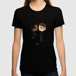 Inej x Kaz - Six of Crows / Crooked Kingdom T-shirt