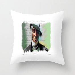 MFB Throw Pillow