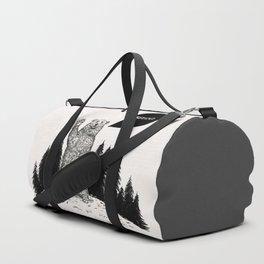 Hello Bear Duffle Bag