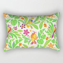 LE PERROQUET Rectangular Pillow
