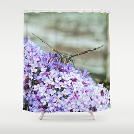 Butterfly I Shower Curtain