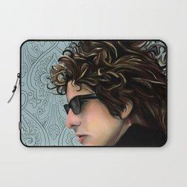 Bob Dylan Portrait Laptop Sleeve