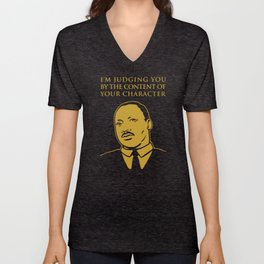 Content of Character Unisex V-Neck