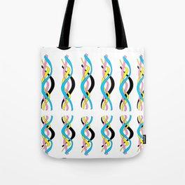 ribbon 1 Tote Bag