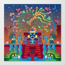 Tlalocan Canvas Print