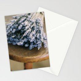Lavender on Film Stationery Cards