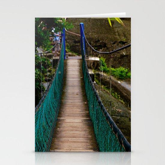 Swinging Bridge -Guam by skylabella