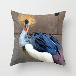 12ne021 Throw Pillow