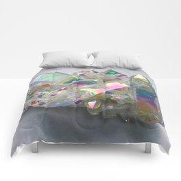 Opal Aura Quartz #10 Comforters