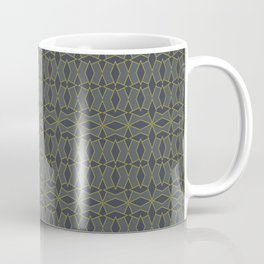 Mid Century Modern Diamonds #2 Coffee Mug