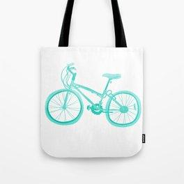 No Mountain Bike Love? Tote Bag